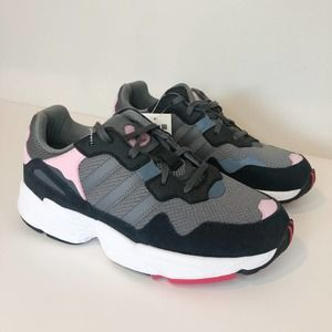 NWT Adidas Yung 96 J Sneaker Girl's Size 6.5